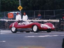 1959 Lola MK1 Drum Brake Sports Racing Car