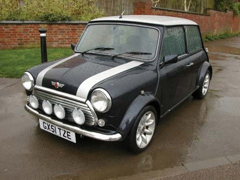 2000 Rover Mini Cooper S By John Cooper Garages The Very Last One