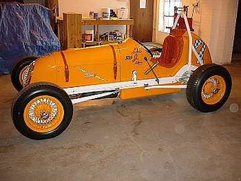 1938 Riley-Ford Special Sprint Car