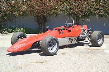 1972 Royale Rp14 Formula Super Vee Racing Single Seater