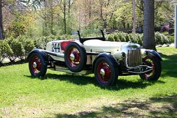 1933 Dreyer Taper Tail Roadster