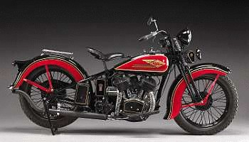 1934 Harley Davidson 74ci Vld Big Twin Picture Gallery