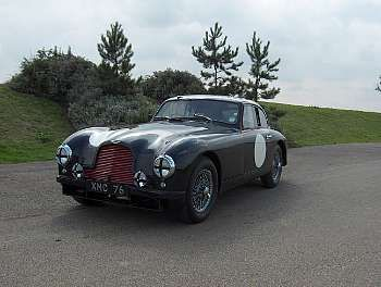 1951-53 Aston Martin DB2 Grand Touring Competition Coupe