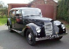 1951 ARMSTRONG SIDDELEY LANCASTER