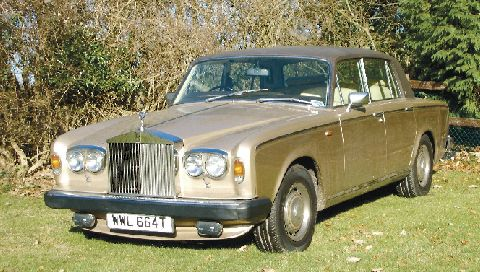 1978 Rolls-Royce Silver Shadow Series II