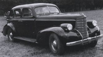 1941 Oldsmobile 4 Door Sedan