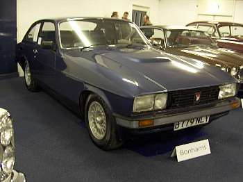 1985 Bristol Brigand Sports Saloon