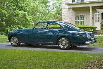 1957 Bentley S1 4.9-liter Two Door Continental Fastback Saloon