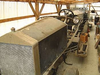 1925 Rolls-Royce 40/50hp Silver Ghost Rolling Chassis