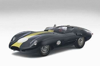 1959-model Lister-Jaguar 'Costin' Sports-Racing Two-Seater