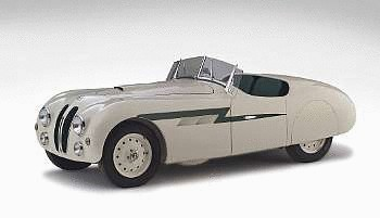 1946-47 Frazer Nash-BMW 328 Sports and Touring Two-Seater