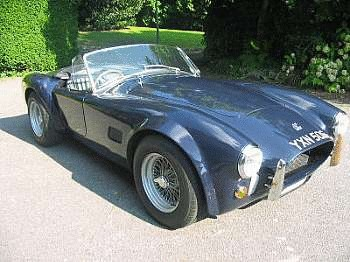 1960 AC Ace/Cobra 289 Roadster
