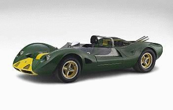 1965 Lotus-Ford Type 30 Group 7 Sports-Racing Two-Seater