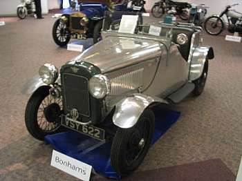 1935 Austin 7hp Sports Two Seater  <BR>Coachwork by Roach Manufacturing