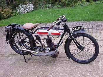 1915 T D Cross 300cc