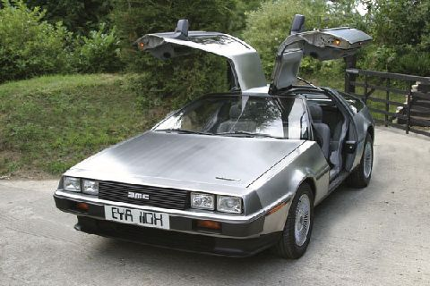 1981 DeLorean DMC 12 - The 'Explodaview' Car