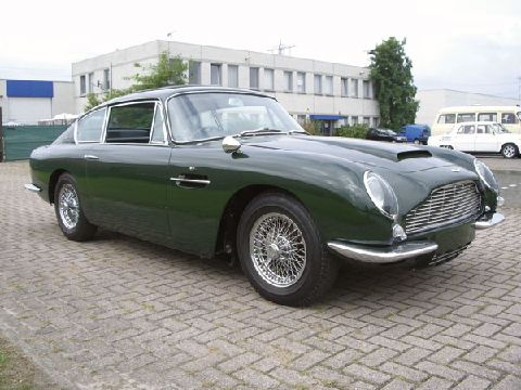 1968 Aston Martin DB6 Automatic