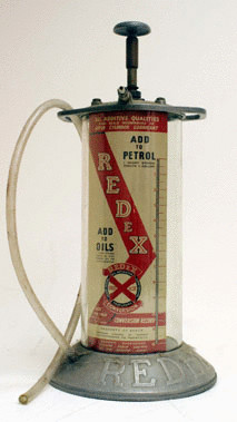 Redex Garage Dispenser