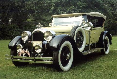 duesenberg Model A Touring1 (1923)