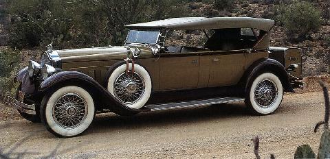 packard Custom 645 Phaeton1 (1929)
