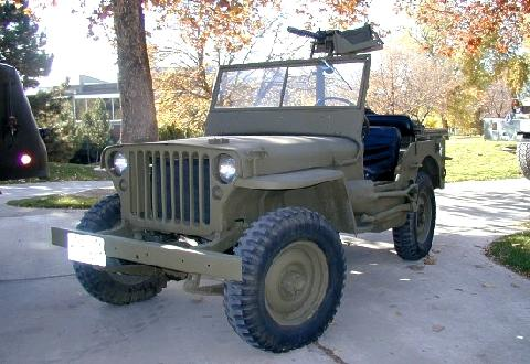 Willys Jeep  Fvl (1944)