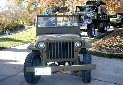 Willys Jeep Fv (1944)