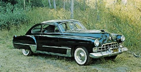 Cadillac Series 62 Club Coupe Sedanet (1948)