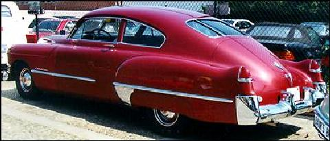 Cadillac 62 Club Coupe  Rvl2 (1949)