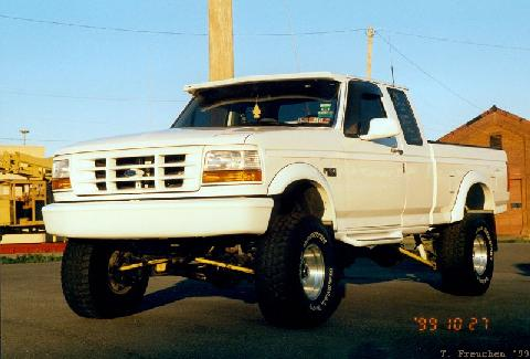 Ford F150 Ext.cab 5.0 (1995)