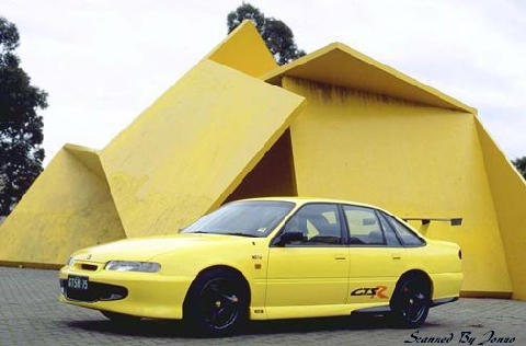 Holden Vs Gts R (1995)
