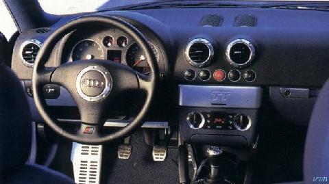 Audi Tt Quattro 4 1999 Picture Gallery Motorbase