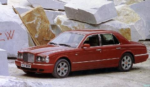 Bentley Red Label 1 (1999)