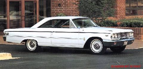 ford Galaxie500 A (1963)