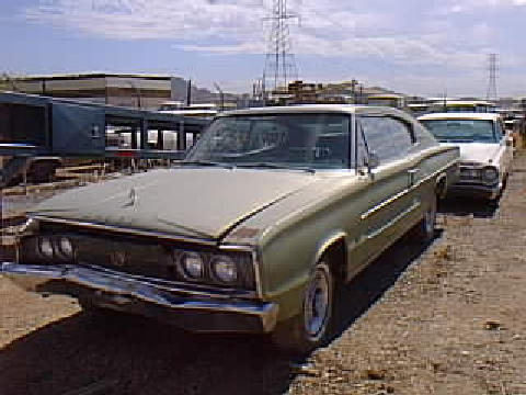 charger Green (1966)
