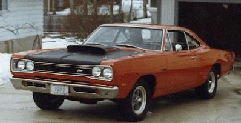 superbee Red (1969)