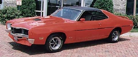 cyclonespoiler Red (1970)