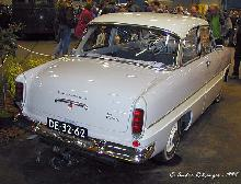 Ford Taunus 12m G13 1961 Rear three quarter view