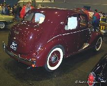 Renault Celtaquatre Adc3 1938 Rear three quarter view