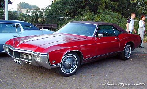Buick Riviera Coupe Hardtop 1968