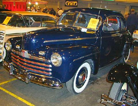 Ford Club Coupe 1946