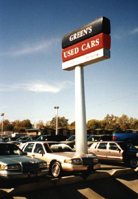 Greens Used Cars