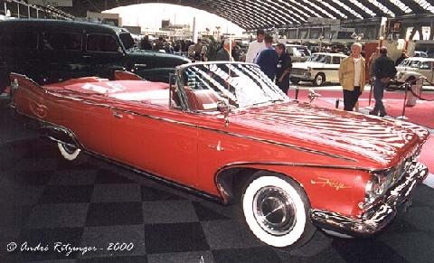 Plymouth Fury Convertible 1960