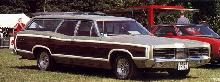 Ford Ltd Country Squire (1970)