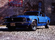 Ford Mustang Boss 302 Ram Air (1970)