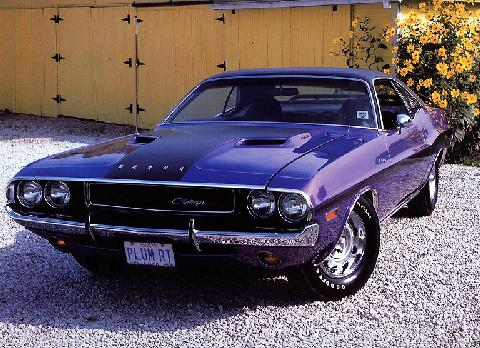 Dodge Challenger Rt 440 Magnum 1970 Picture Gallery