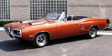 Dodge Coronet 500 Convertible Copper  Fvl (1970)