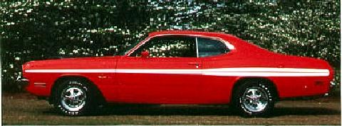 Dodge Demon Svl (1971)