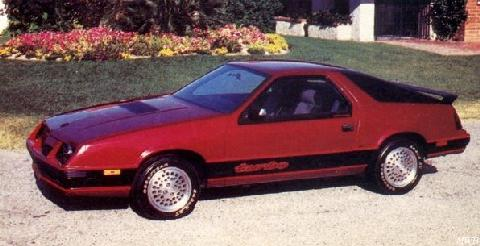 Chrysler Daytona Turbo (1984)
