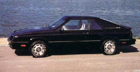 Dodge Charger 2,2 (1984)