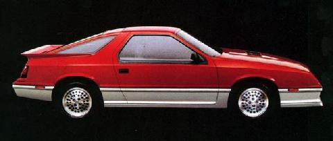 Dodge Daytona Turbo Z (1984)